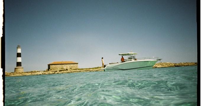 Alquiler de yate Isla de Ibiza - Jeanneau Cap Camarat 9.0 CC en SamBoat