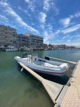 Alquiler de barcos Palavas-les-Flots barato de Lomac 760 Club
