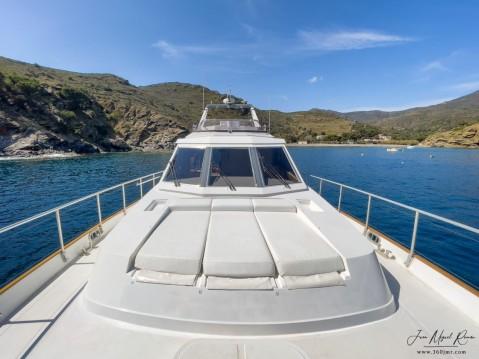 Alquiler de yate Dénia - Astondoa A165 en SamBoat
