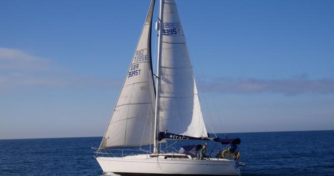 Alquiler de Jeanneau Sunshine 36 en Premià de Mar