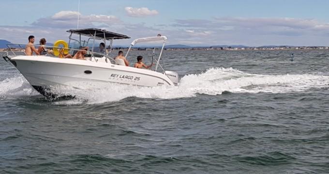 Sessa Marine Key Largo 25 entre particulares y profesional Palavas-les-Flots