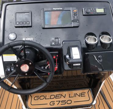Alquiler Neumática en Cap Ferret - Grand Boats Golden Line G750L