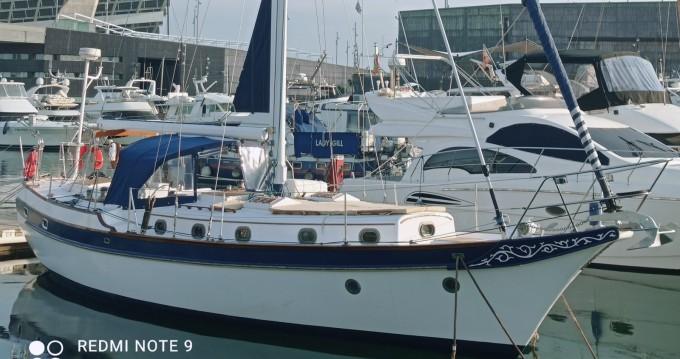 Alquiler de barcos Isla de Ibiza barato de CSY 44
