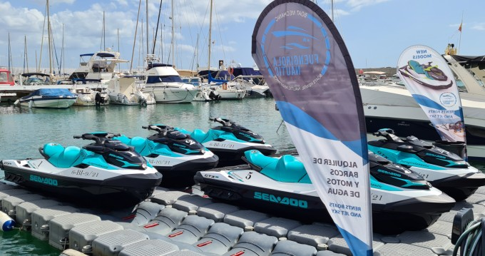 Alquiler de Moto de aguas, con o sin patrón Yamaha Fuengirola