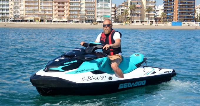 Alquiler Moto de aguas Yamaha con título de navegación