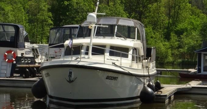 Alquiler de yate Buchholz - Linssen Linssen GS 40.9 AC en SamBoat