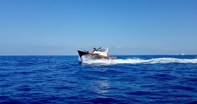 Alquiler de barcos Sorrento barato de Jeranto 750 Classic