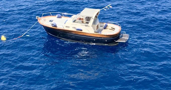 Alquiler Lancha Tecnonautica con título de navegación