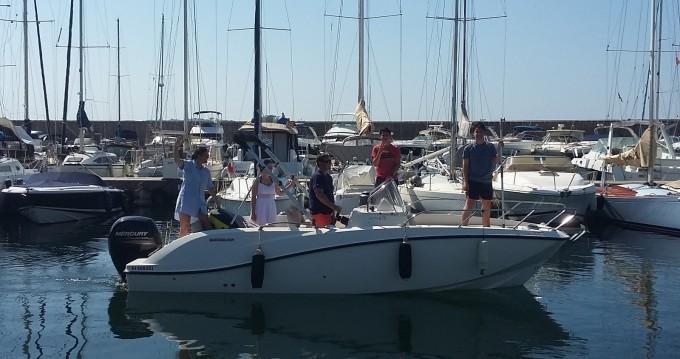 Alquiler Lancha en Sainte-Maxime - B2 Marine Cap Ferret 650 Open