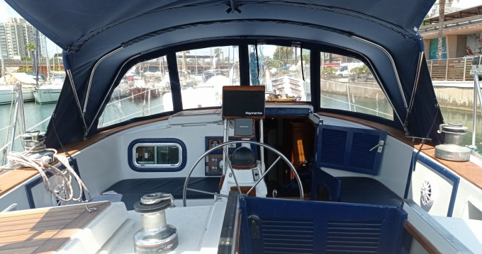 Alquiler de Velero, con o sin patrón Caribean Sailing Yachts Isla de Ibiza