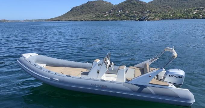 Alquiler de barcos Master 750 enPorto-Vecchio en Samboat