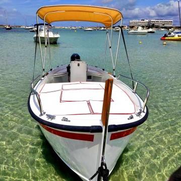 Alquiler de barcos PR mare Gozzo 5 terre enFormentera en Samboat