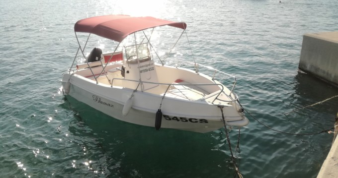 Alquiler de yate Cres - Blumax 19 open en SamBoat
