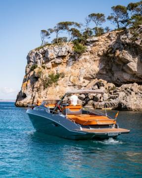 Alquiler de barcos Chanchi Endurance 30 enPalma de Mallorca en Samboat