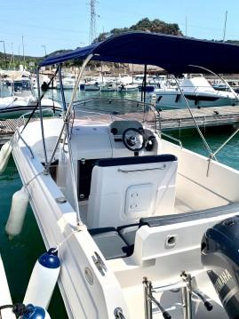 Alquiler de barcos Pacific Craft Pacific Craft 625 Open enFornells en Samboat