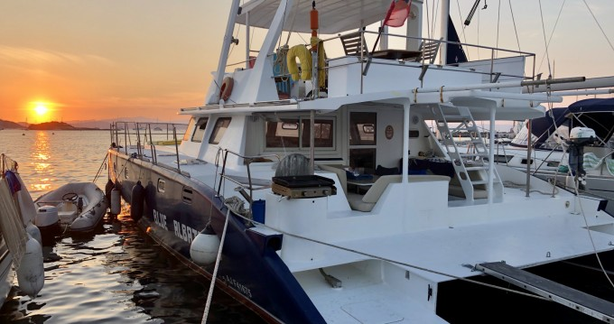 Alquiler de barcos Tropic Composites Niominka 47 enPorquerolles en Samboat