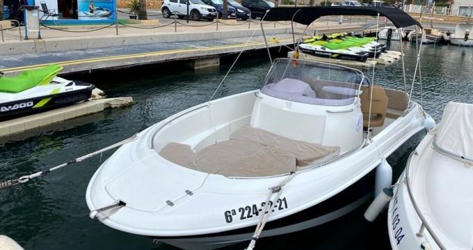 Alquiler de barcos Remus 620 enFornells en Samboat