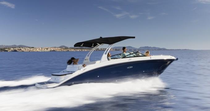 Alquiler Lancha en Cannes - Sea Ray SDX 270