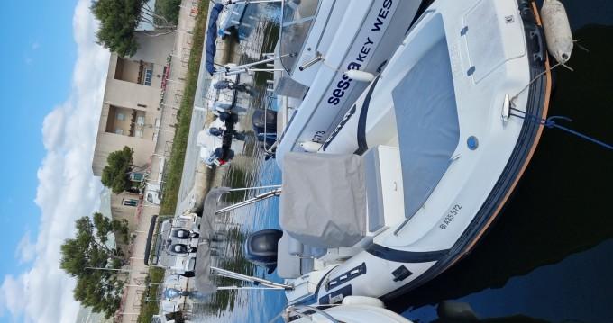 Alquiler de Neumática, con o sin patrón Sasanka Yacht Saint-Florent