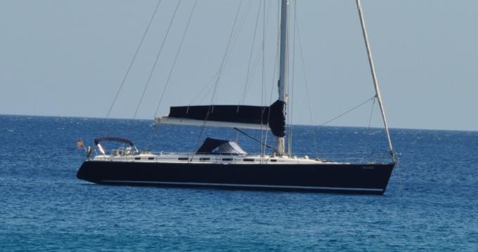 Alquiler Velero en Isla de Ibiza - Puma Cubic 70