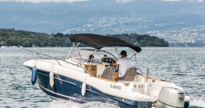 Alquiler de barcos Jeanneau Cap Camarat 6.5 WA enSciez en Samboat