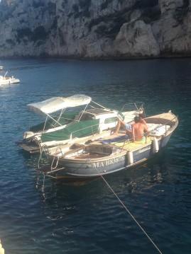 Alquiler de barcos Nauticard Diruocco Maggimo Gozzo Armonia enCassis en Samboat