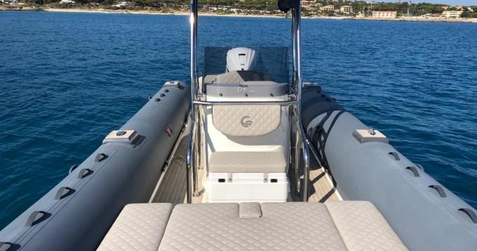 Alquiler de barcos Capelli Tempest 900 Sun enAjaccio en Samboat