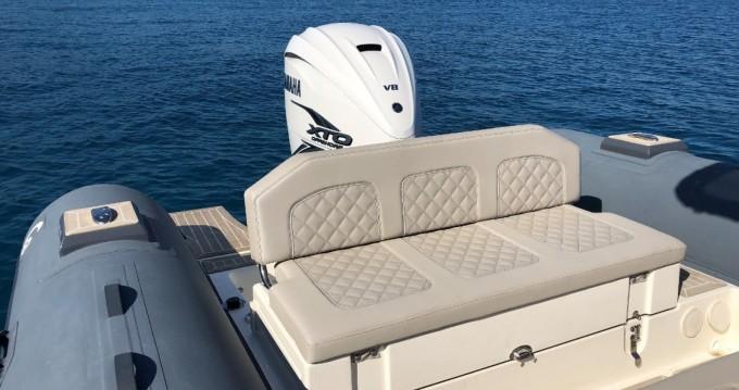 Alquiler de yate Ajaccio - Capelli Tempest 900 Sun en SamBoat