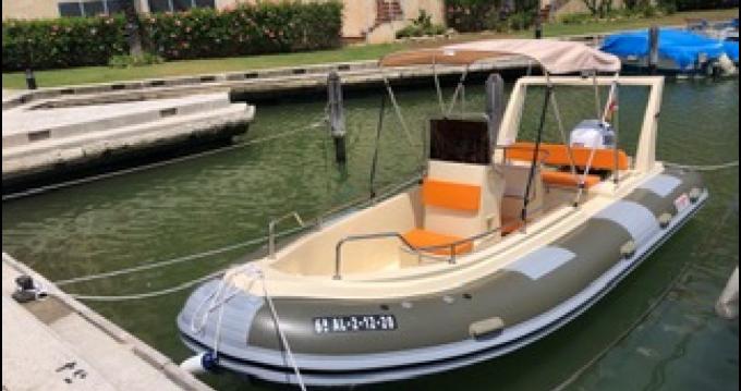 Alquiler de barcos Sotogrande barato de Hybrid 5,80