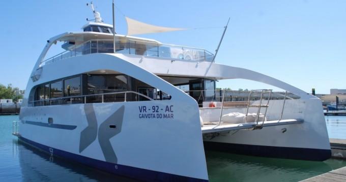 Alquiler Catamarán en Lisbon - Nautiber Cat19 - Seagull