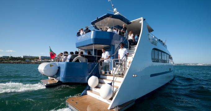 Alquiler de barcos Nautiber Cat19 - Seagull enLisbon en Samboat