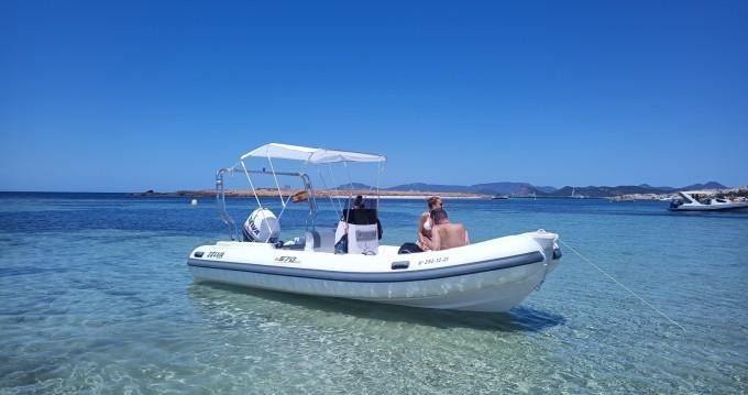 Alquiler de yate Isla de Ibiza - Selva Evolution D.570 en SamBoat