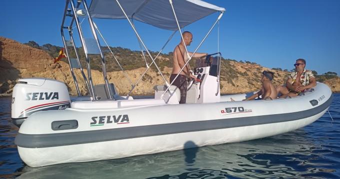 Alquiler de barcos Selva Evolution D.570 enIsla de Ibiza en Samboat