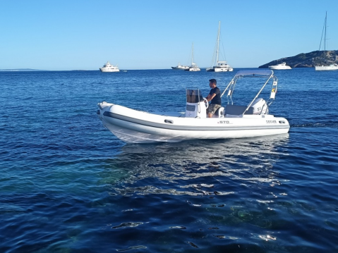 Selva Evolution D.570 entre particulares y profesional Isla de Ibiza