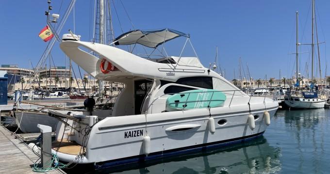 Alquiler de barcos Doqueve Majestic 420 enAlicante en Samboat