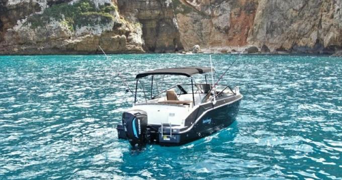 Alquiler de barcos Quicksilver Quicksilver 230 enDénia en Samboat