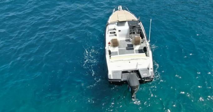 Alquiler de barcos Dénia barato de Quicksilver 230