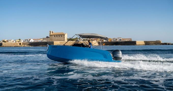 BOATS MAK 365 kattleya x6  entre particulares y profesional Port de Alicante