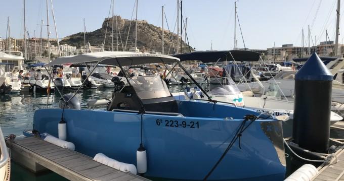 Alquiler de yate Port de Alicante - BOATS MAK 365 kattleya x6  en SamBoat
