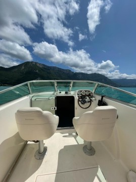 Jeanneau Leader 605 entre particulares y profesional Annecy