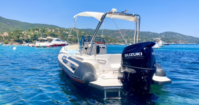 Alquiler de barcos Zar Zar 53 enBormes-les-Mimosas en Samboat
