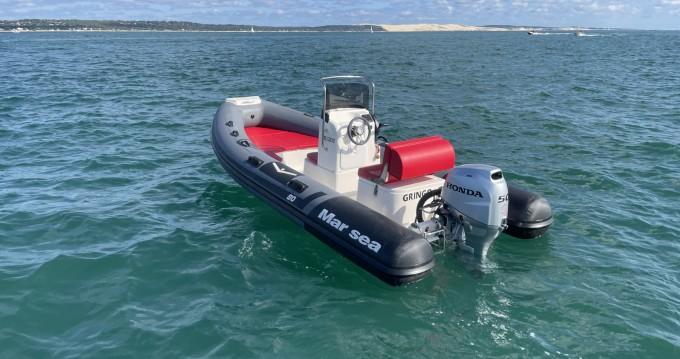 Alquiler de yate Cap Ferret - Marsea Sport 80 en SamBoat