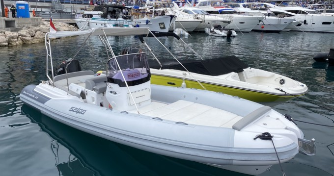 Alquiler de barcos Mónaco barato de Gran Soleil 23