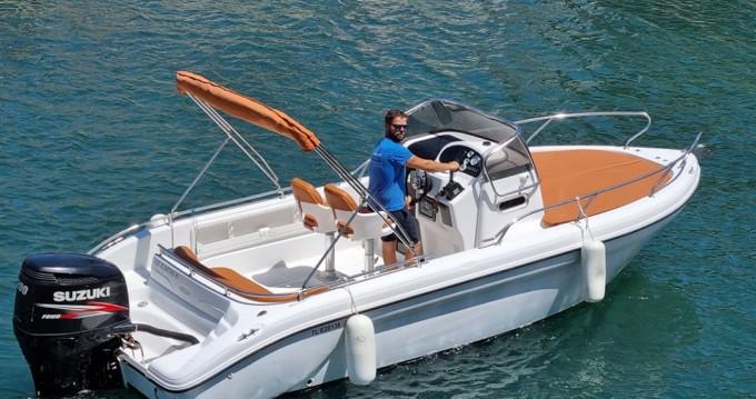 Alquiler de yate Agay - Ranieri Shadow 22 en SamBoat