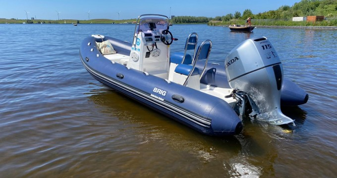 Alquiler de barcos Santa Eulària des Riu barato de Falcon 570