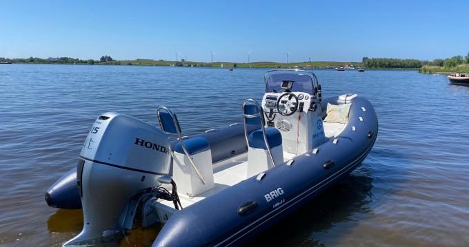 Alquiler de yate Santa Eulària des Riu - Brig Falcon 570 en SamBoat