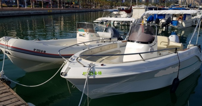 Alquiler de yate Alicante - Marinello Fisherman 16 en SamBoat