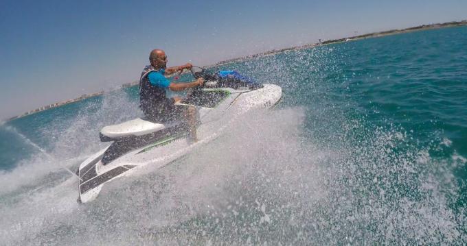 Alquiler Moto de agua en Le Grau-du-Roi - Yamaha Ex