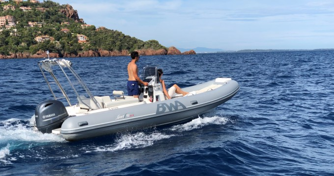 Alquiler de barcos Mandelieu-la-Napoule barato de SPORT GT 19