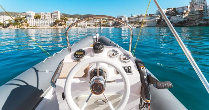 Alquiler de barcos Solemar Solemar S 580 enPalma de Mallorca en Samboat